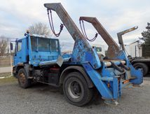 Camion MAN 18-264 4x2 Multi Chaine Multi Benne