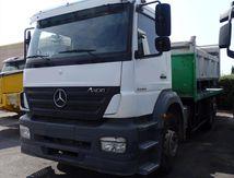 Camion MERCEDES AXOR 2533 6x2 Plateau Grue