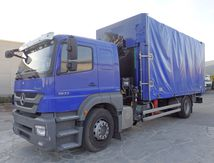 Camion Mercedes AXOR 1833 19t 02 2014
