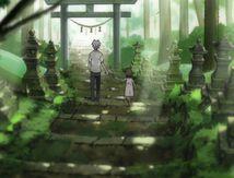 Hotarubi no mori e de Yuki Midorikawa