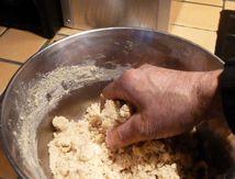 Craquelin (pâte à choux)