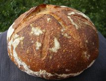 Pain au levain (naturel)
