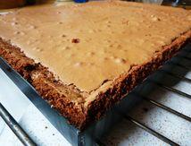 Biscuit chocolat Tablo les 4.