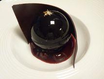 Glaçage Black to Black