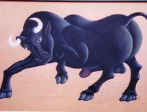 Le taureau de Pasiphaé