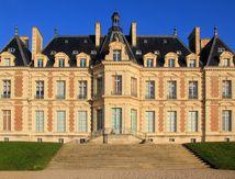 Le parc et le château de Sceaux