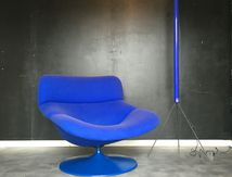 Lounge chair F518 Geoffrey Harcourt Artifort