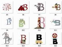 Monogramme B