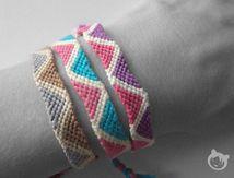 Des bracelets brésiliens