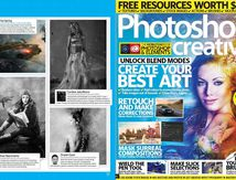 Feature Issue 149 photoshop creative.