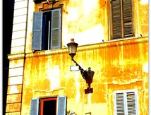 Fenêtres de Trastevere