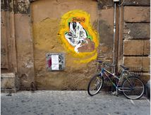 Street Art à Trastevere
