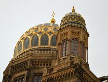 Berlin , la Nouvelle Synagogue