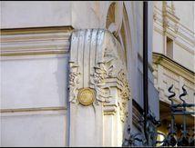 Art nouveau romain