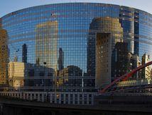 Immeuble miroir