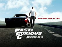 FAST & FURIOUS 6 (2 EXTRAITS VF) avec Vin Diesel, Paul Walker, Dwayne Johnson - 22 05 2013
