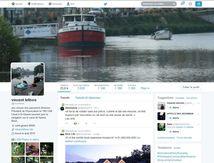 Nouvel écran Twitter depuis le 15 septembre 2014 au soir...