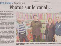 Regards croisés, exposition Photo tirage papier format 13*13...