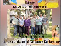 """Exposition des """" peintres du jeudi """""""