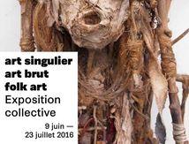 Exposition collective à la Librairie/Galerie Nicaise - juin 2016