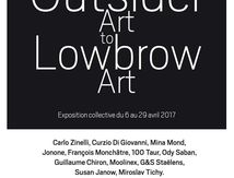 From Outsider Art to Lowbrow Art, Galerie Grand-Rue