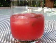 Agua Fresca Pastèque