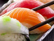 Maki - sushi - california rolls