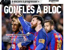 L'équipe roulerait-elle pour le Barça ?