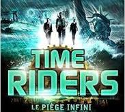 Time Riders T9, Alex Scarrow, Nathan, 2015