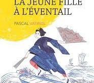 Aïko, la jeune fille à l'éventail, Pascal Vatinel, Actes Sud Junior, 2015