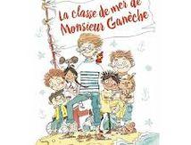 La classe de mer de Monsieur Ganèche, Jérôme Bourgine, Sarbacane Pépix, 2016