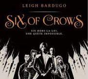 Six of crows, Leigh Bardugo, Milan, 2016