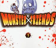Monster Friends, Yoshihiko Inui, Komikku, 2016