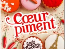 Coeur piment, Cathy Cassidy, Nathan, mars 2017