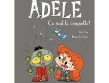 Mortelle Adèle : ça sent la croquette, Mr Tan, Diane Le Feyer, Editions Tourbillon, Globulle, 2017