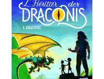L'héritier des Draconis, Carina Rozenfeld, Gulf Stream éditeur, 2017