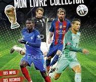 Football : mon livre collector, Gründ, 2017