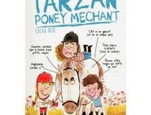 Tarzan poney méchant, Cécile Alix, Poulpe Fictions, 2017