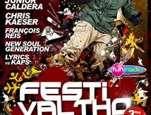 Affiches & Site Festivaltho