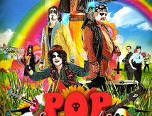 """Projets d'affiches pour le film """"POP REDEMPTION"""""""