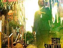artwork pour l'album de Tedy Santana