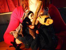 spectacle de marionnettes LA FIN D'LA FAIM