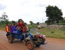 Birmanie, 14ème jour, Bagan / Monywa