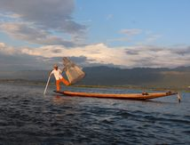 Birmanie, 7ème jour, lac INLE