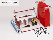 Nouveau coffret Dandybox du gentleman driver, formules et abonnements....