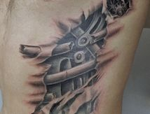 bio-meca-tattoo-ribs