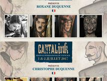 roxane et christophe duquenne au cantal ink