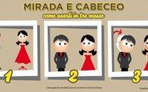 Mirada et Cabeceo, l'invitation en Tango Argentin