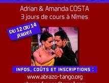 Stage COSTA chez ABRAZO en Juillet