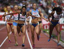 Le relais 4 x 400m dames arrache l'or dans un finish de folie !